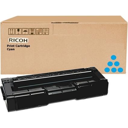 Original Toner für RICOH Laserdrucker Aficio SP C231SF, cyan