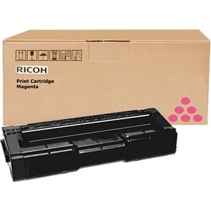 Original Toner für RICOH Laserdrucker Aficio SP C231SF, mag