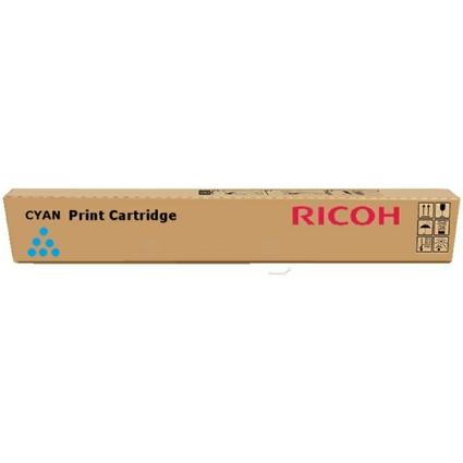 Original Toner für RICOH Kopierer Aficio MP C3002AD, cyan