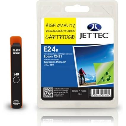 JET TEC wiederbefüllte Tinte E24B ersetzt EPSON T2421