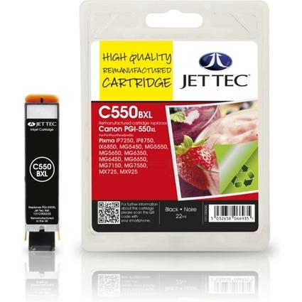 JET TEC wiederbefüllte Tinte CP50B ersetzt Canon PGI-550