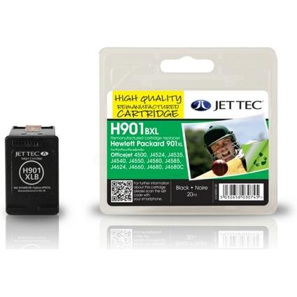 JET TEC wiederbefüllte Tinte H901BXL ersetzt hp 901 XL/