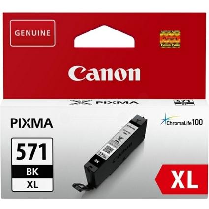 Original Tinte für Canon PIXMA MG5700, CLI-571, schwarz HC