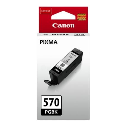 Original Tinte für Canon PIXMA MG5700, PGI-570, schwarz
