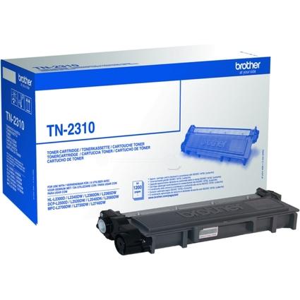 Original Toner für brother Laserdrucker DCP-L2500, schwarz