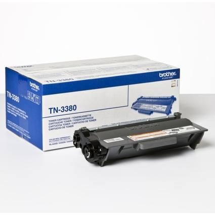 Original Toner für brother Laserdrucker HL-5440D, schwarz,HC