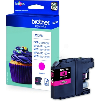Original Tinte für brother MFC-J4510DW, magenta