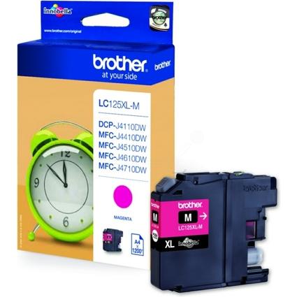 Original Tinte für brother MFC-J4510DW, magenta, HC
