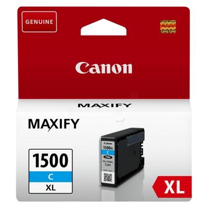 Original Tinte PGI-1500XL für Canon Maxify, cyan
