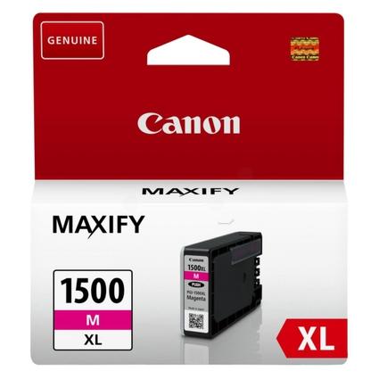 Original Tinte PGI-1500XL für Canon Maxify, magenta