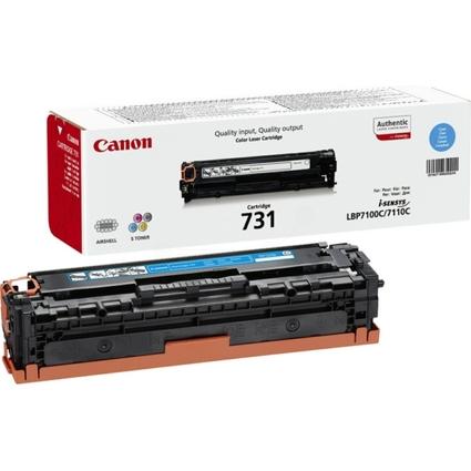 Original Toner für Canon Laserdrucker i-SENSYS LBP7100, cyan