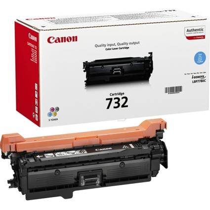 Original Toner für Canon LaserShot LBP-7780, cyan
