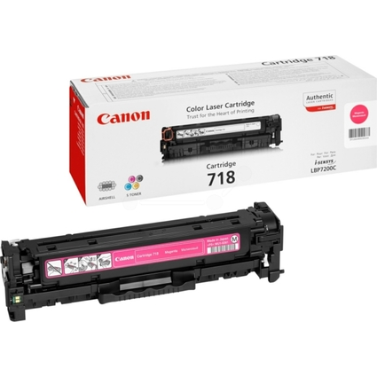 Original Toner für Canon Laserdrucker i-SENSYS LBP7200cdn