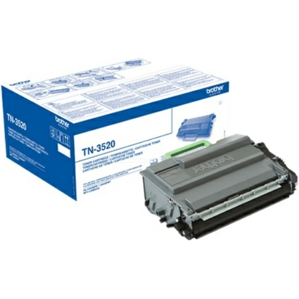 Original Toner für brother HL-L6400DW, schwarz Ultra