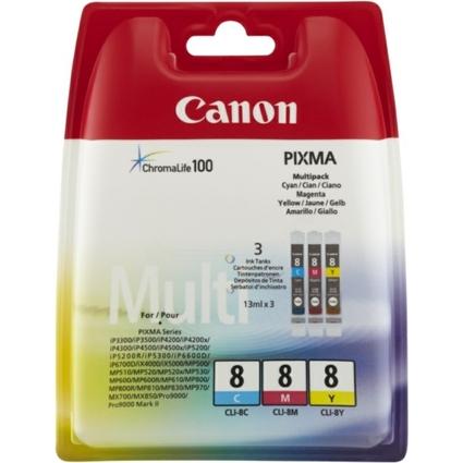 Original Multipack für Canon Pixma IP4200/IP5200/IP5200R