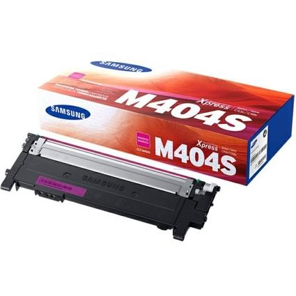 Original Toner für SAMSUNG Laserdrucker SL-C430, magenta