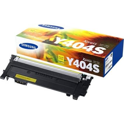 Original Toner für SAMSUNG Laserdrucker SL-C430, gelb