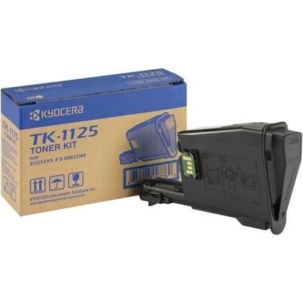 Original Toner TK-1125 für KYOCERA/mita FS-1061DN, schwarz