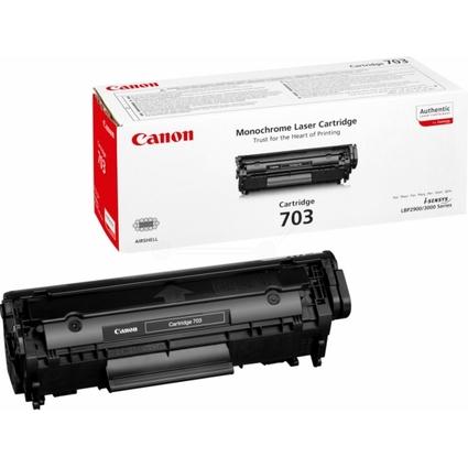Original Toner für Canon LaserShot LBP-2900, schwarz
