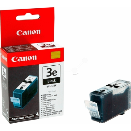 Original Tinte für Canon BJC3000/BJC6000/BJC6100, schwarz