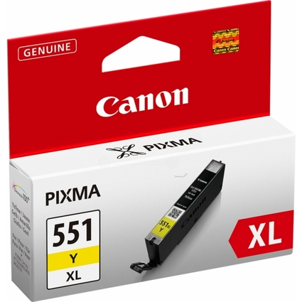Original Tinte für Canon Pixma IP7250, gelb, HC