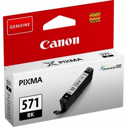 Original Tinte für Canon PIXMA MG5700, CLI-571, schwarz
