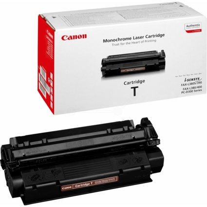 Original Toner für Canon Fax L400/L380/L380S/L390, schwarz