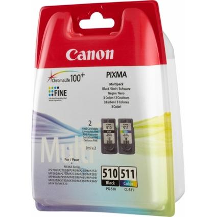 Original Multipack für Canon Pixma MP260/MP240,