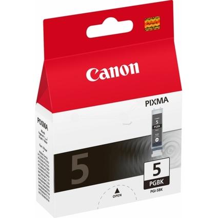 Original Tinte für Canon Pixma IP4200, schwarz pigmentiert