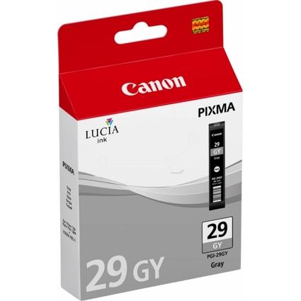 Original Tinte PGI-29 für Canon Pixma Pro, grau