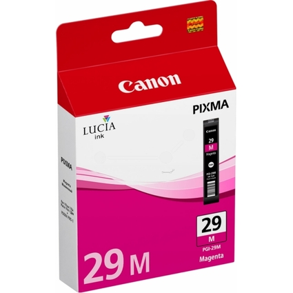 Original Tinte PGI-29 für Canon Pixma Pro, magenta