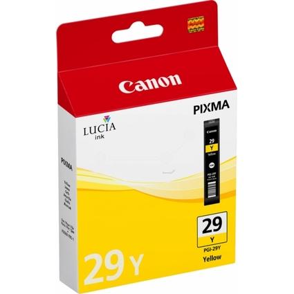 Original Tinte PGI-29 für Canon Pixma Pro, gelb