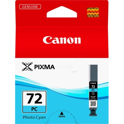 Original Tinte für Canon Pixma Pro 10, foto cyan
