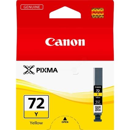 Original Tinte für Canon Pixma Pro 10, gelb