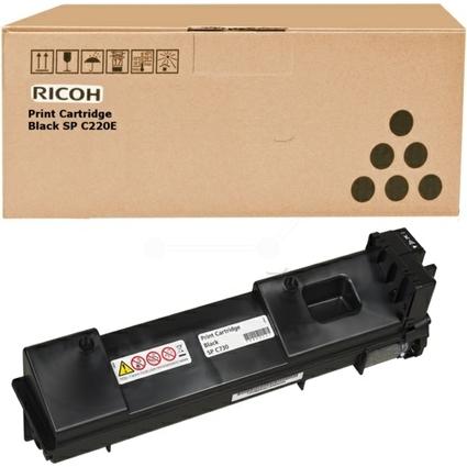 Original Toner für RICOH Laserdrucker Aficio SPC730,schwarz