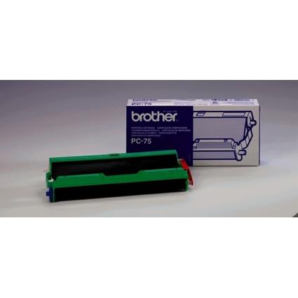 Original Mehrfachkassette für brother FAX-T102, schwarz