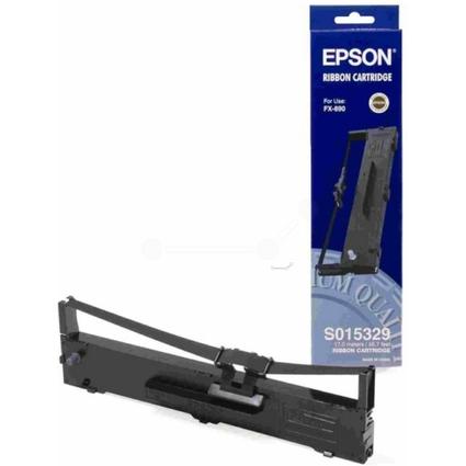 Original Farbband für EPSON FX 890, Nylon, schwarz