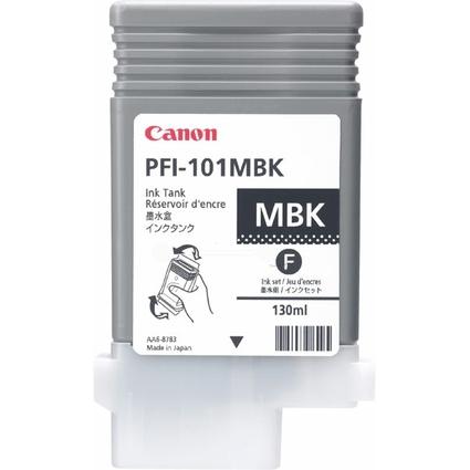 Original Tinte für Canon IPF5000/IPF6000, matt schwarz