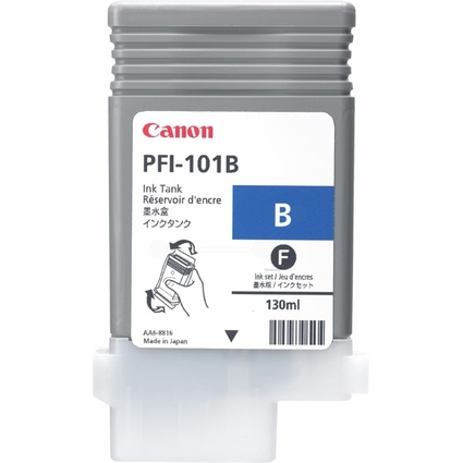 Original Tinte für Canon IPF5000/6100, blau