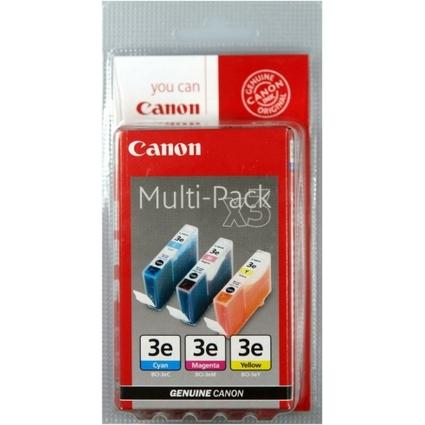 Original Canon Multipack BCI-3E für Canon BJC3000/BJC6000
