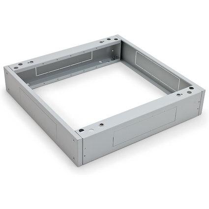"""TRITON Sockel für 19"""" Netzwerkschrank, 600 x 900 mm"""
