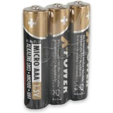 "ANSMANN alkaline Batterie ""X-Power"", micro AAA, 30er Display"