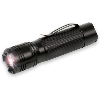 """ANSMANN Taschenlampe """"Agent 1"""", mit Hochleistungs CREE LED"""