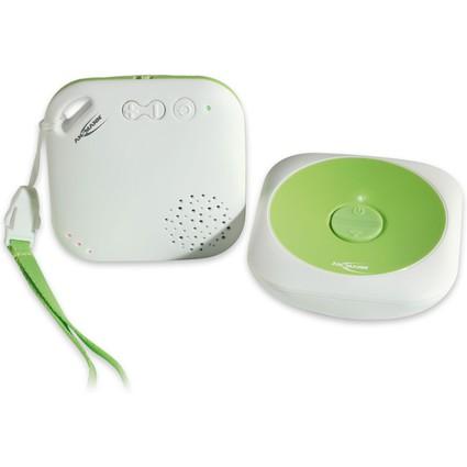 "ANSMANN DECT Babyphone ""Sydney"", Farbe: weiß / grün"