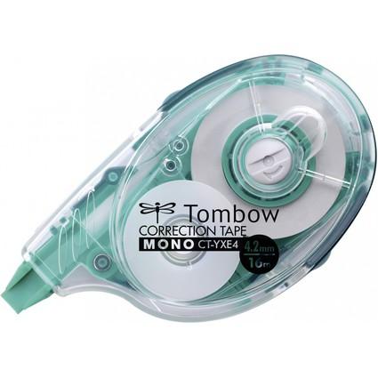 """Tombow Korrekturroller """"MONO CT-YXE4"""", 4,2 mm x 16 m"""