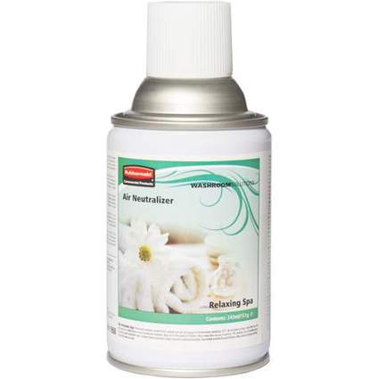 "Rubbermaid Lufterfrischer Aerosol ""Relaxing Spa"", 243 ml"