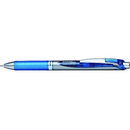 Pentel Liquid Gel-Tintenroller Energel BL80, blau