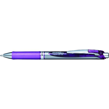 Pentel Liquid Gel-Tintenroller Energel BL80, violett