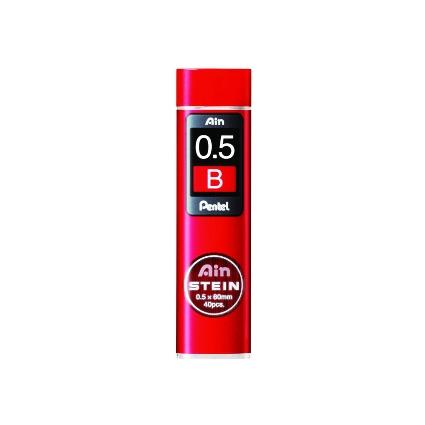 Pentel Druckbleistift-Feinmine AIN STEIN C275 Härtegrad: B