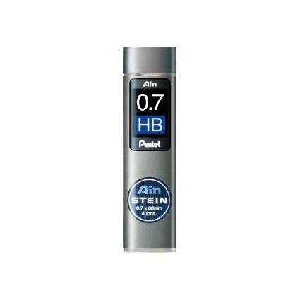 Pentel Druckbleistift-Feinmine AIN STEIN C277, Härtegrad: HB